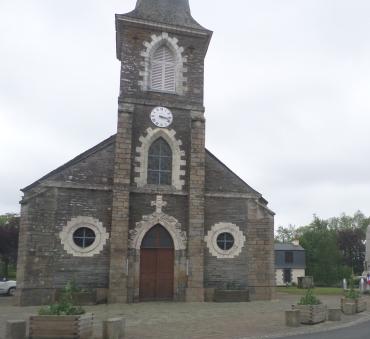 St Martin sur Oust