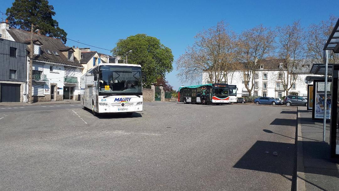 vannes pl de la liberation bus depot sep19