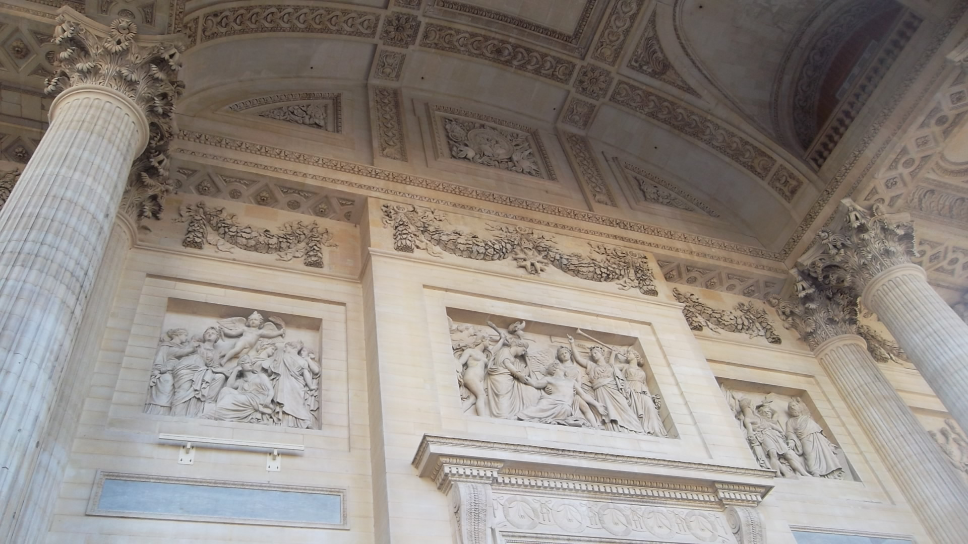 paris pantheon ceilings front feb14