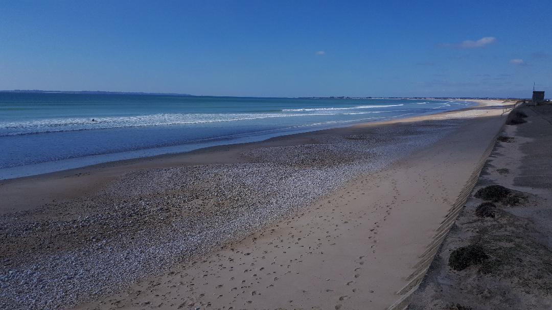 Plouhinec plage de lines to port louis mar21