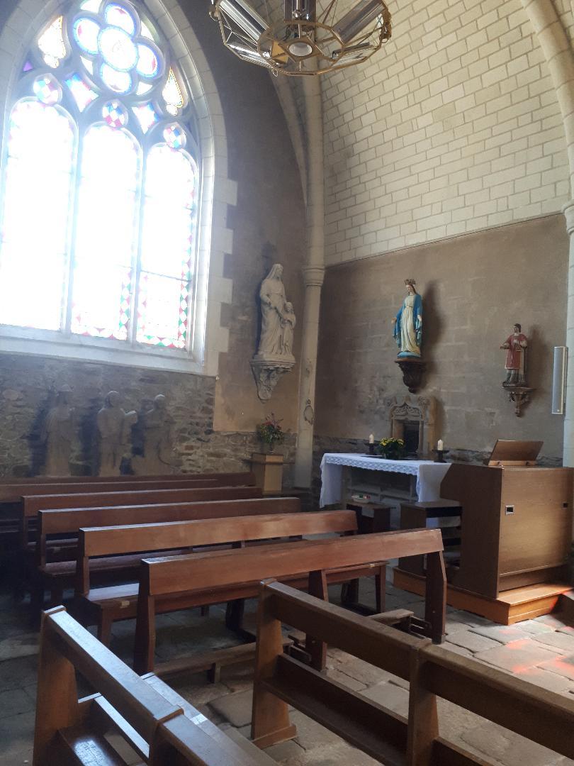 landaul ch Saint-Théleau chapel right apr21