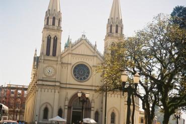 curitiba Catedral Basílica Menor Nossa Senhora da Luz front jul08