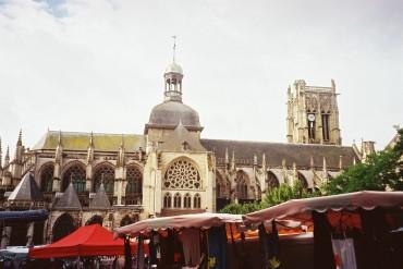 dieppe ch st jacques market day sep07