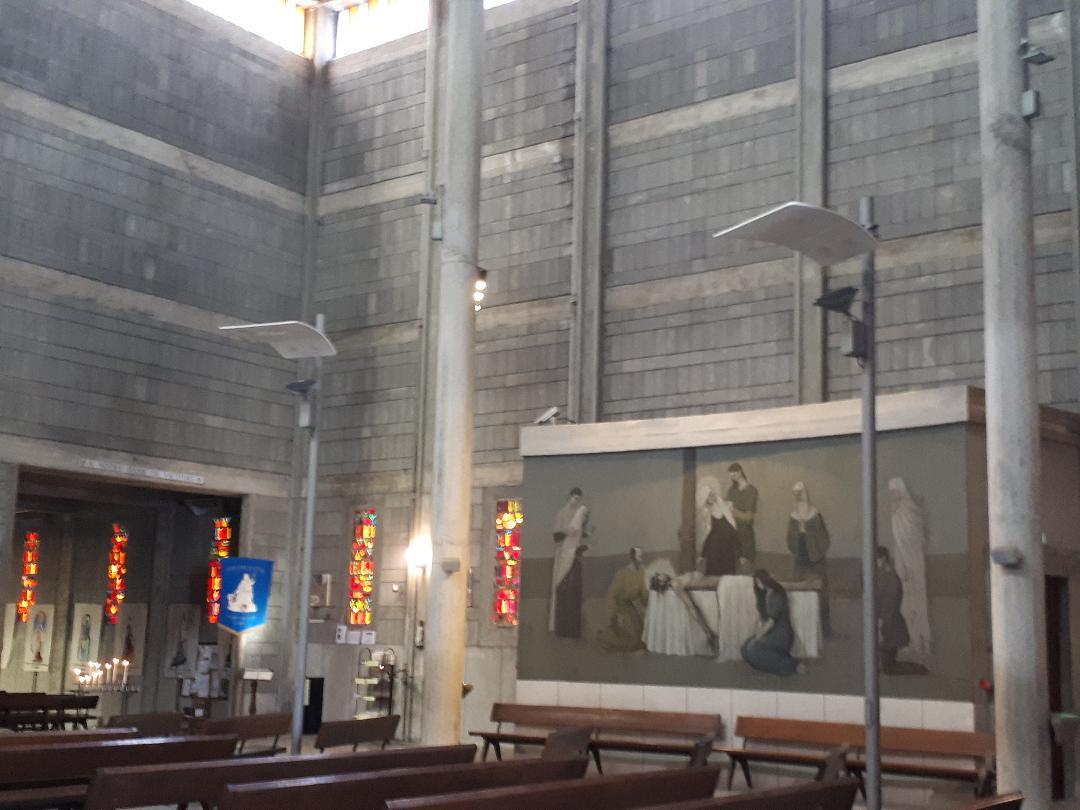 lorient ch St Louis mis en tombeau Christ may21
