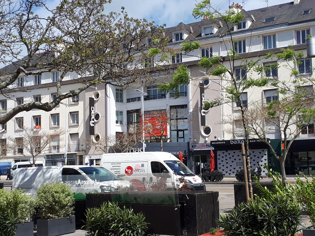 lorient FNAC store pl aristide briand may21