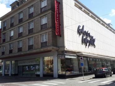 lorient Galeries lafayette place Alsace Lorraine may21