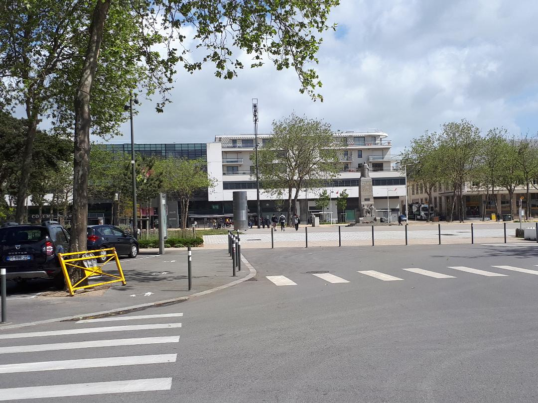 lorient Nayel cc front across square may21