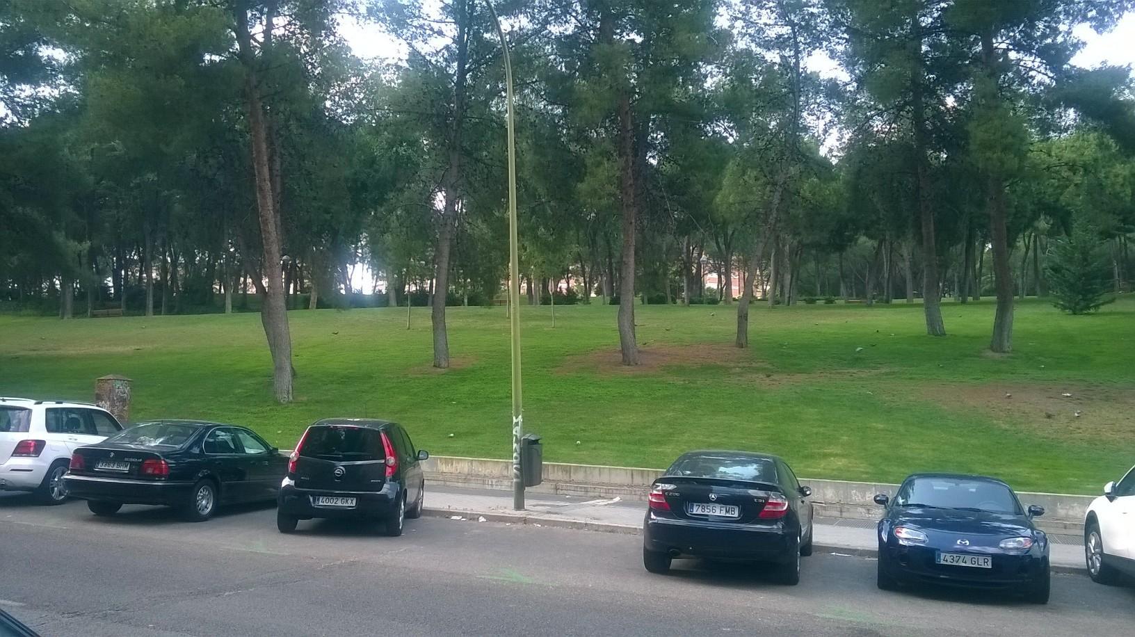 madrid parque Roma jul15