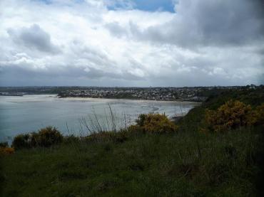 plerin Pointe du Roselier bay to st brieuc may21