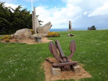 plerin Pointe du Roselier mon to marine perish at sea may21