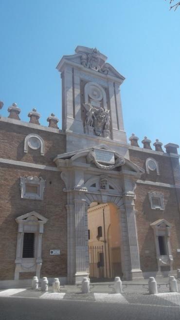 roma museo historico dei bersaglieri at porta pia aug13