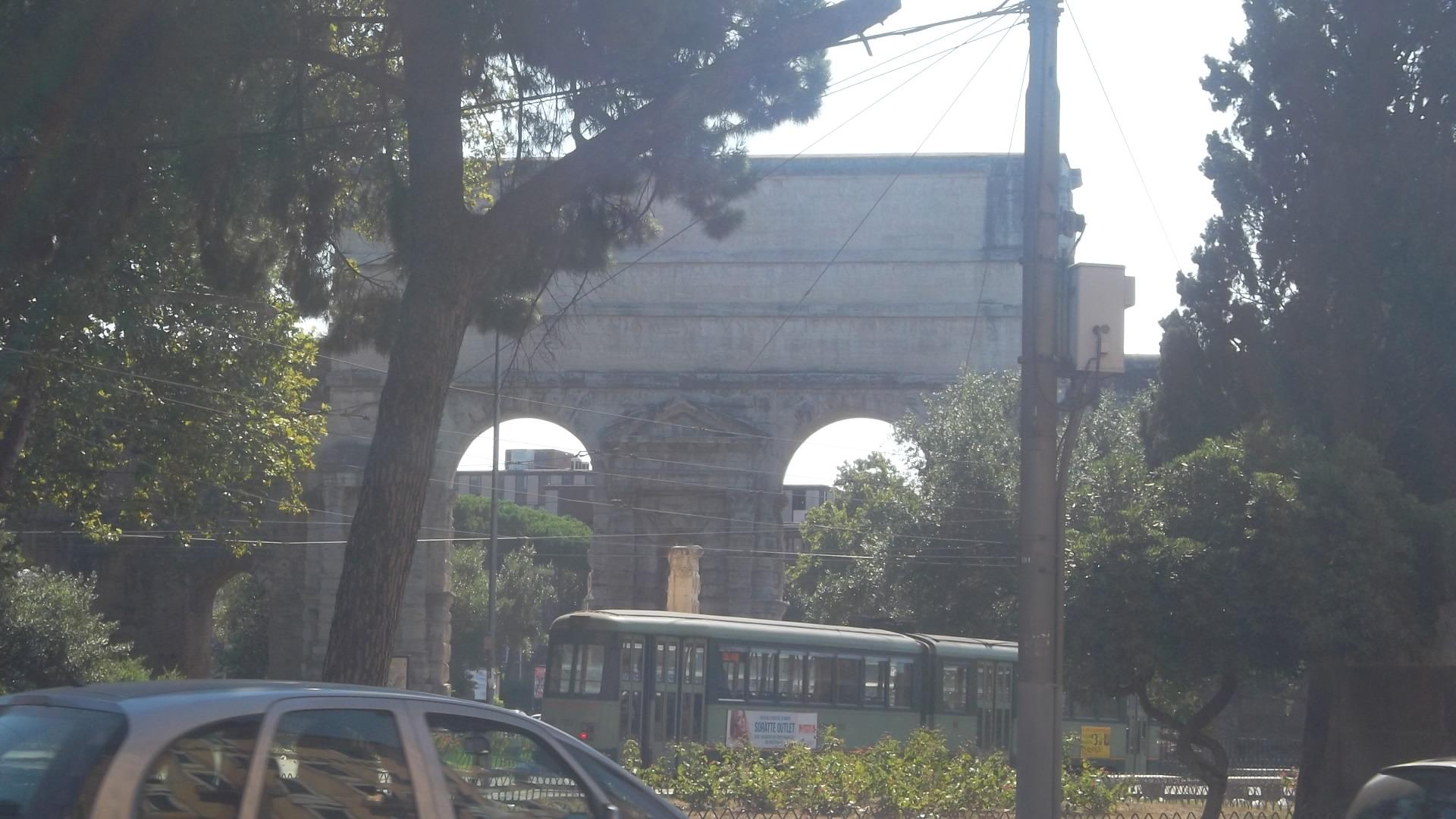 roma porta Maggiore aug13