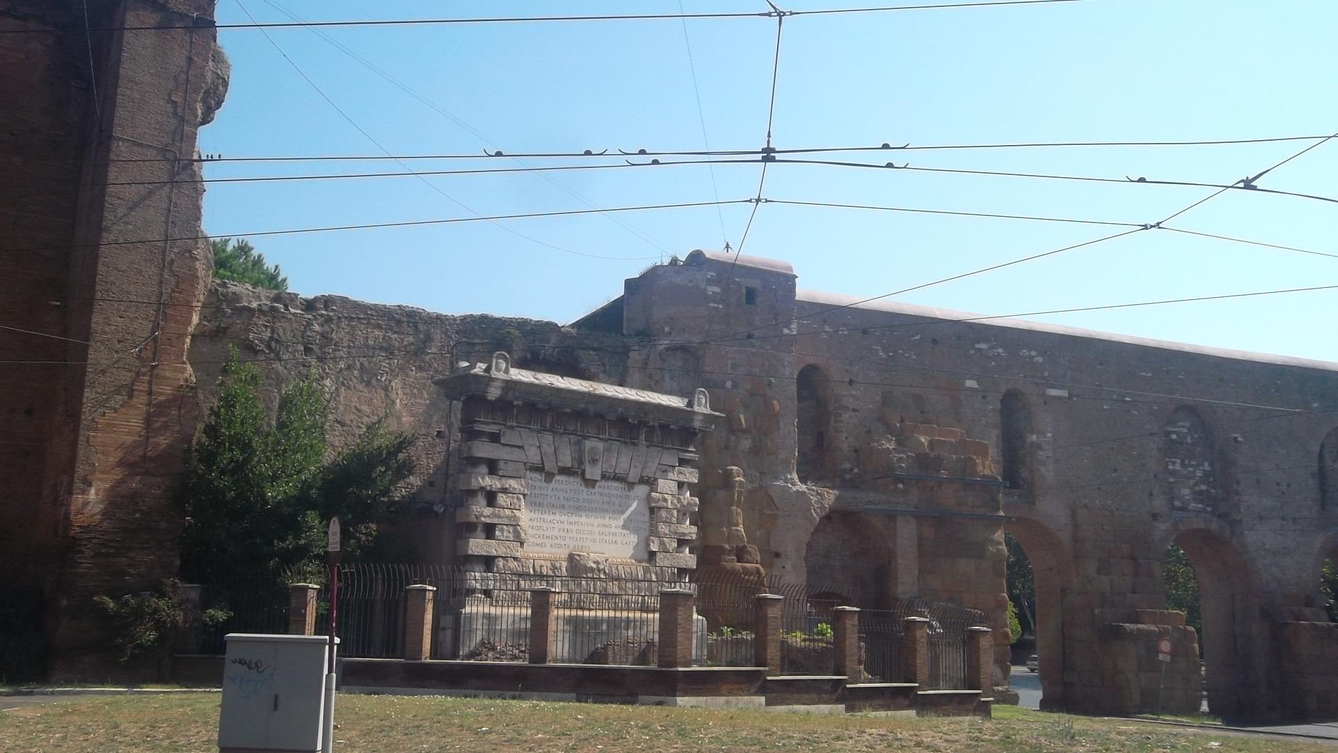roma porta san giovanni aug13