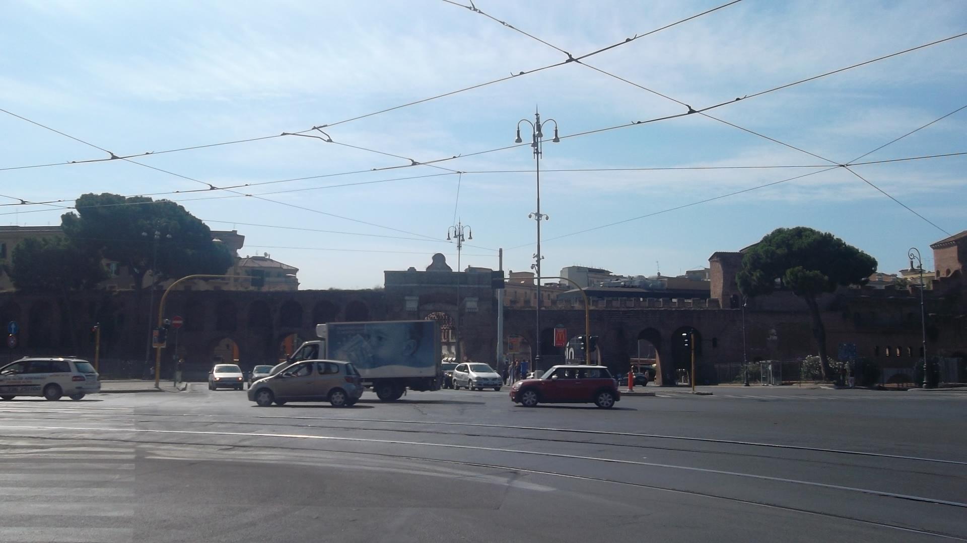 roma porta san giovanni far aug13