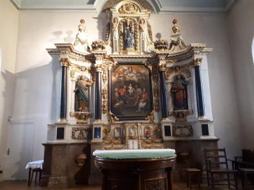 St Ave Ch st gervais et st protais altar aug21