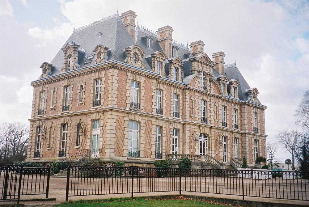 Les Mureaux chateau-bechevelle