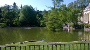 madrid retiro park palacio de cristal lake frt may16