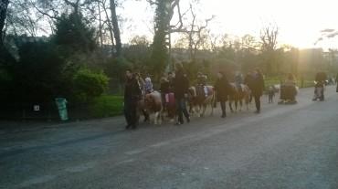 paris parc monceau poney rides feb14