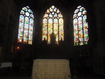 pleyben ch st germaine l auxerrois altar mar14