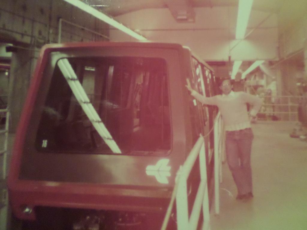 Atlanta Hartfield airport people mover ERAU visit 1981