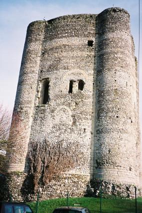 houdan donjon-fortified-tower-houdan