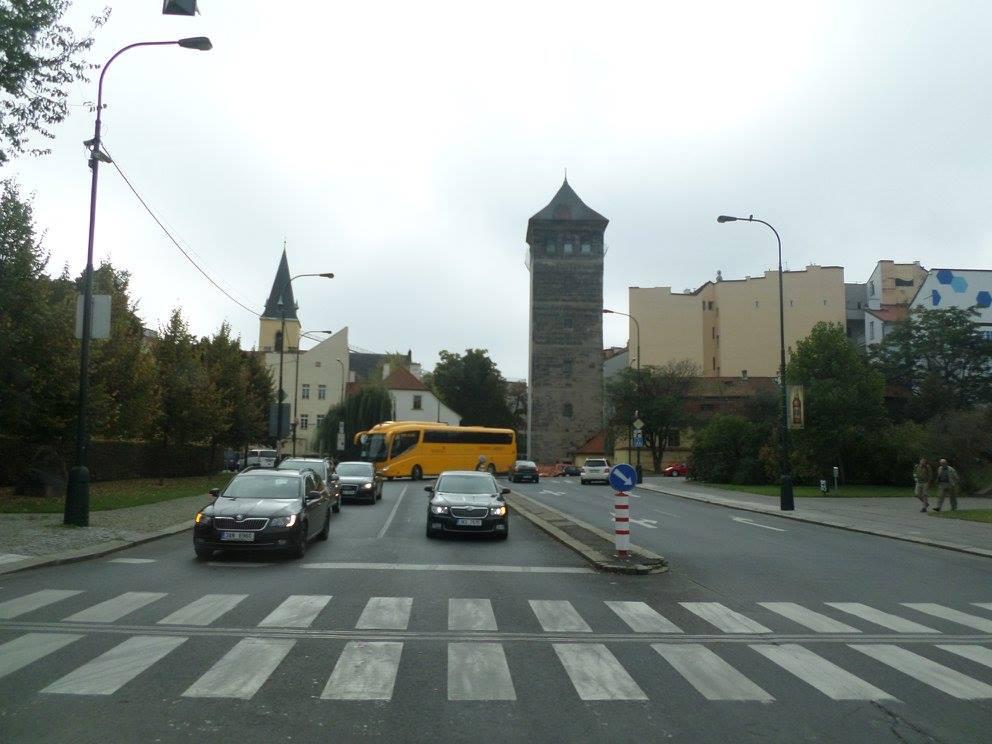 prague gates of old city jun16
