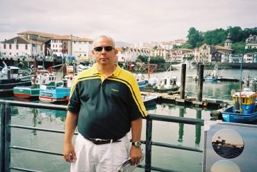 st jean de luz Pedro harbor of Saint Jean deluz