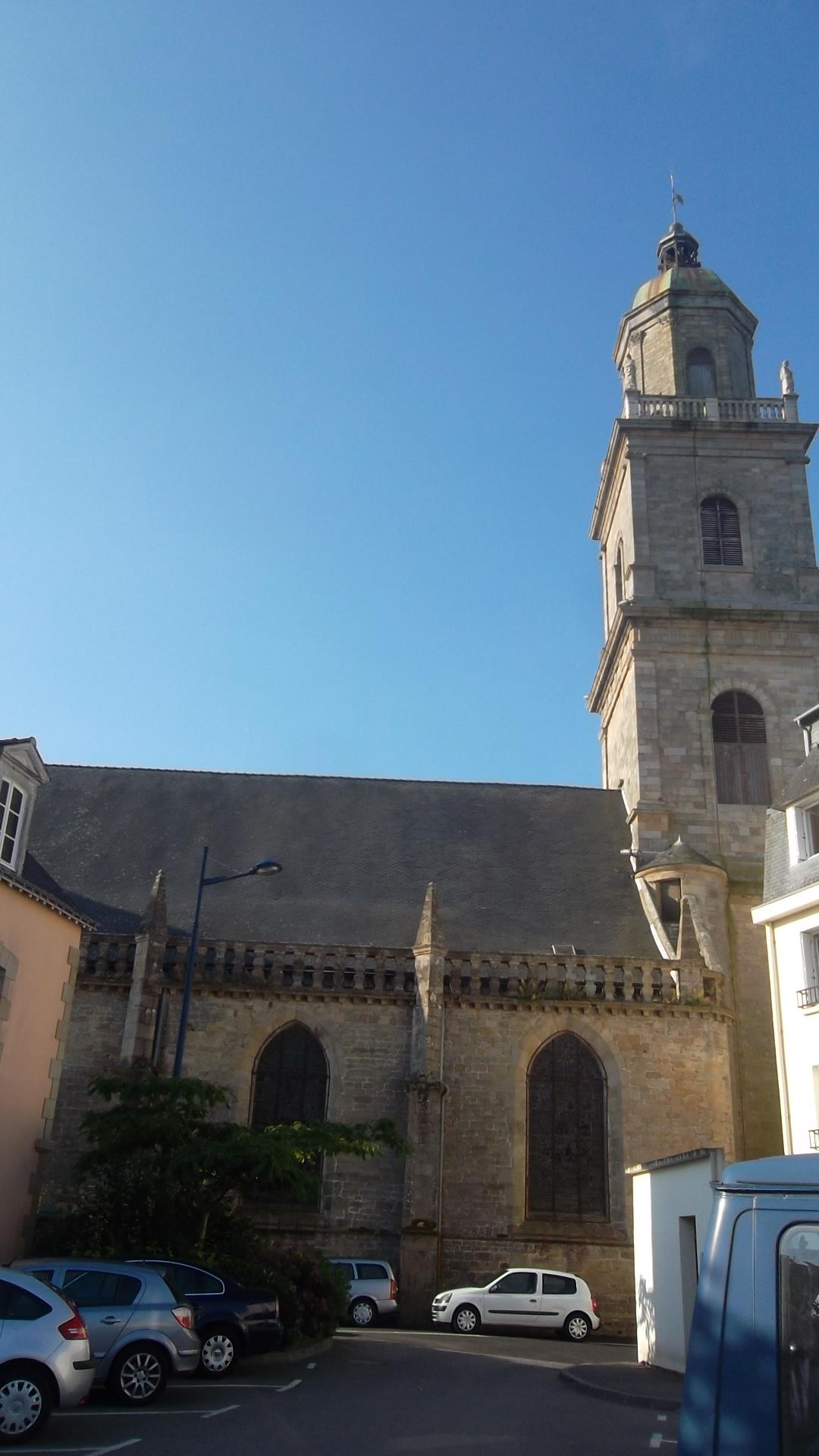 auray chapelle st helene hotel dieu side jul13
