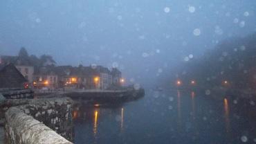 Auray st goustan foggy Loch mars12