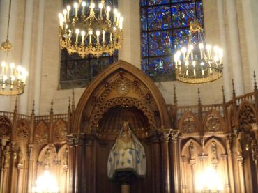 Chartres Cat ND chapelle ND du Pilier sep21