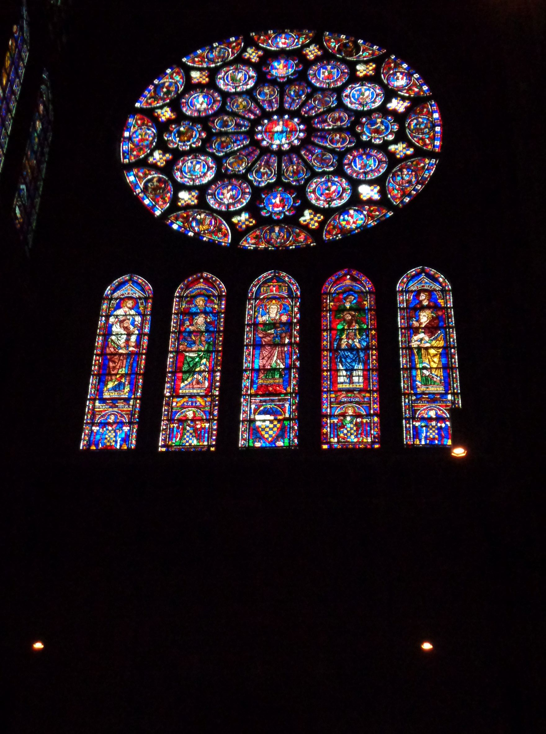 Chartres Cat ND rosary nord sep21