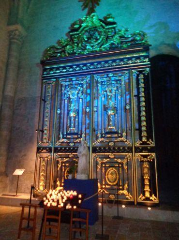 Chartres Cat ND virgin tresor sep21