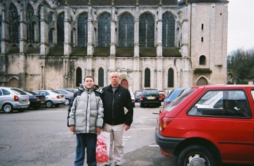 Chartres cathedral ND NF et PF c.2007