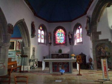 Hopital Camfrout ch Notre Dame de Bonne Nouvelle altar sep21