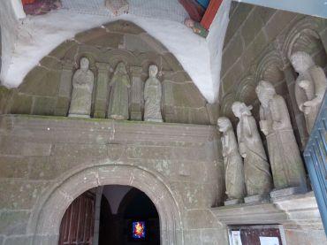 Hopital Camfrout ch Notre Dame de Bonne Nouvelle tympan ent saints sep21