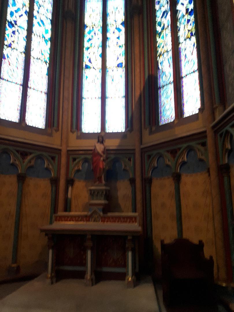 orleans cat ste croix chapelle ecce homo et sainte epine sep21