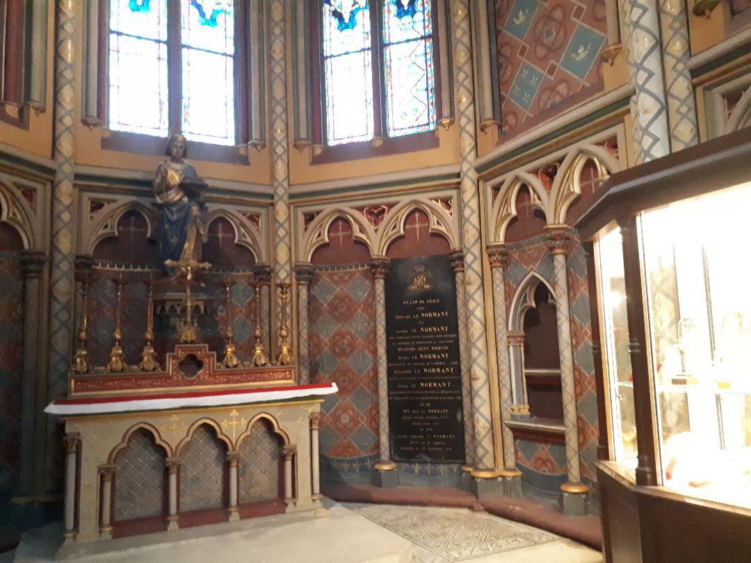 orleans cat ste croix chapelle st louis sep21