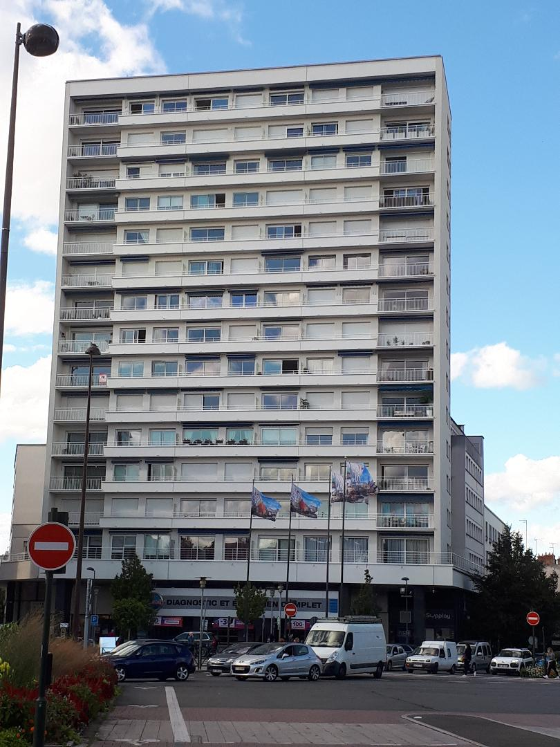 orleans hotel St Aignan front sep21