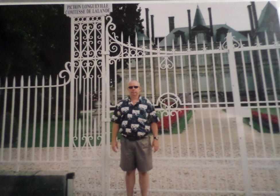 Pauillac chateau pichon longueville comtesse de lalande PF Aug11