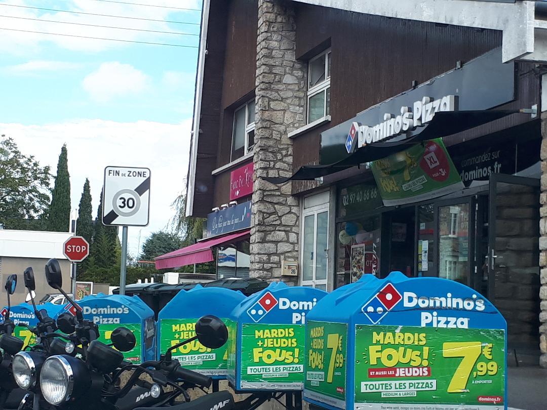 vannes domino's pizza emporter sep21