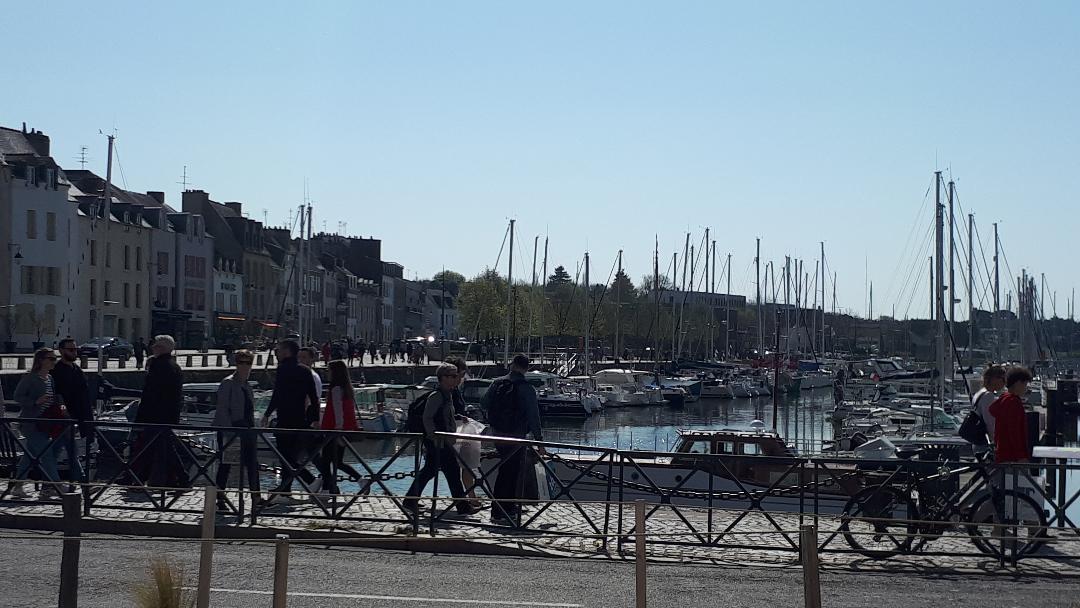 vannes le port canal marina mar19