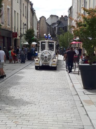 vannes rue saint vincent and petit train sep21