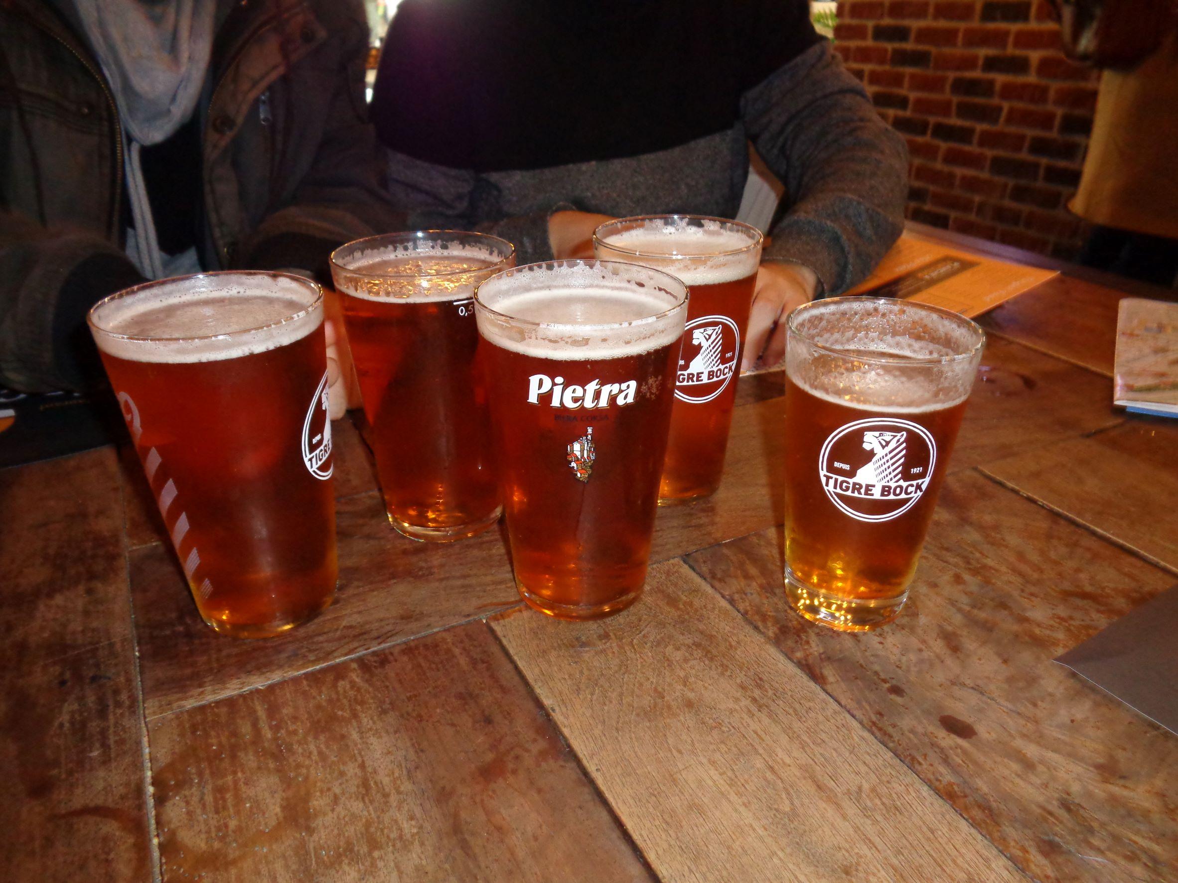 Poitiers factory resto tigre bock beers oct21