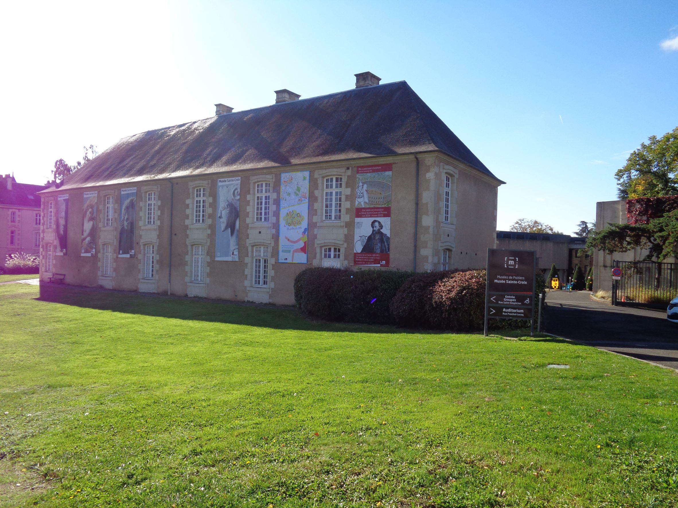 Poitiers mus ste croix front oct21