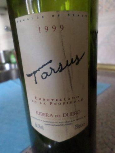 Ribera del duero Tarsus 1999