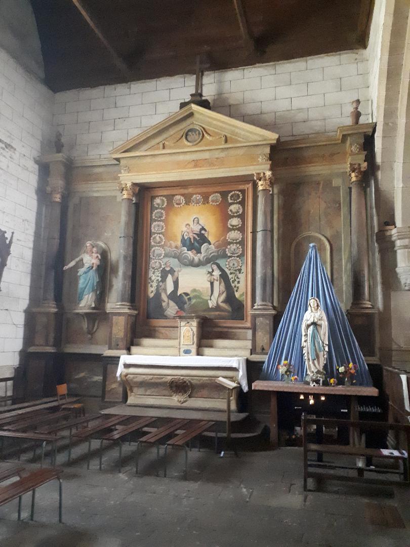 Serent ch st pierre chapel virgin et child oct21