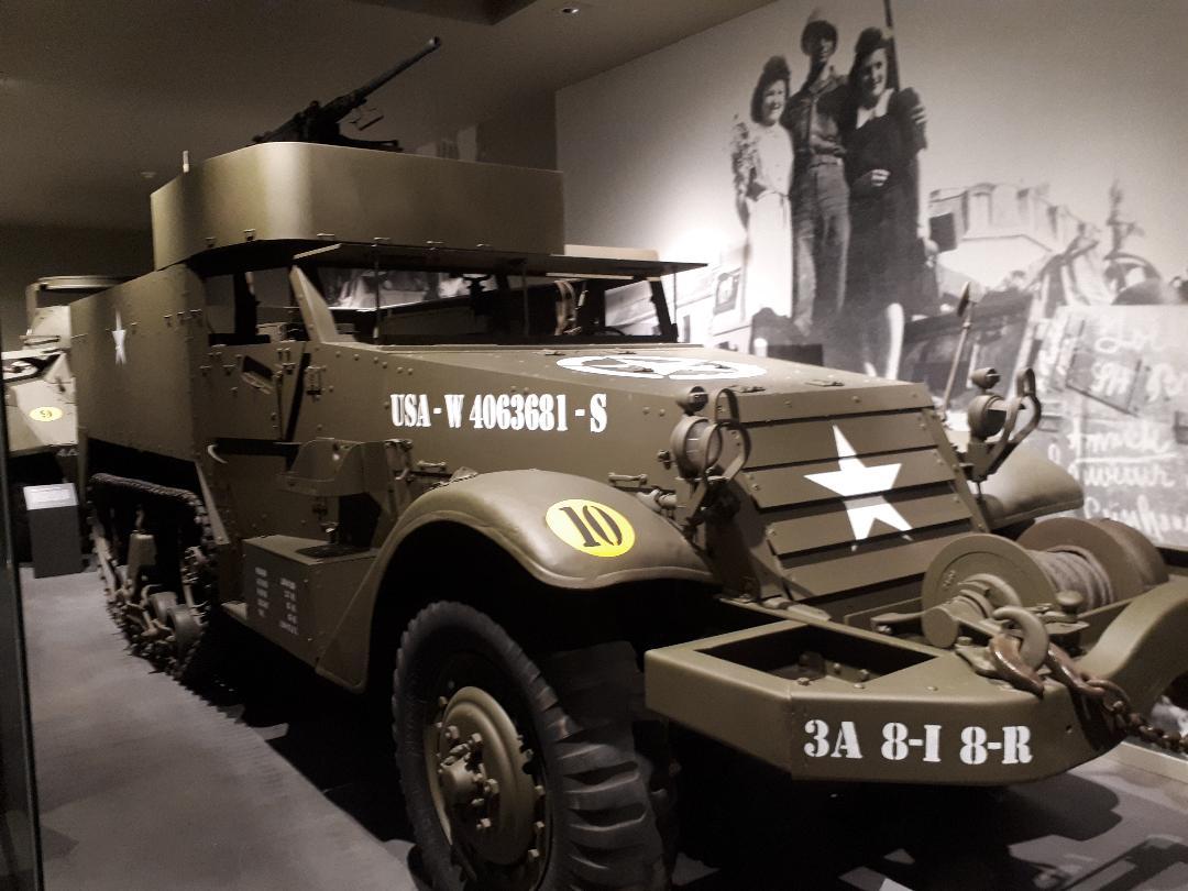 st marcel mus resistance bretonne ametrailleuse US oct21