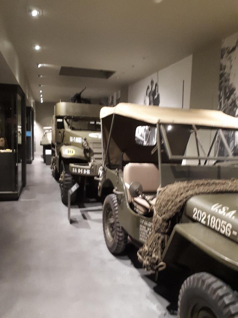 st marcel mus resistance bretonne jeep trucks oct21