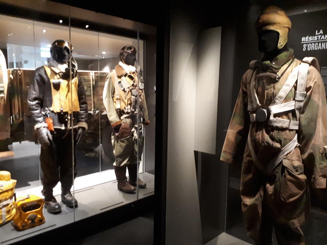 st marcel mus resistance bretonne paratroopers uniforms oct21