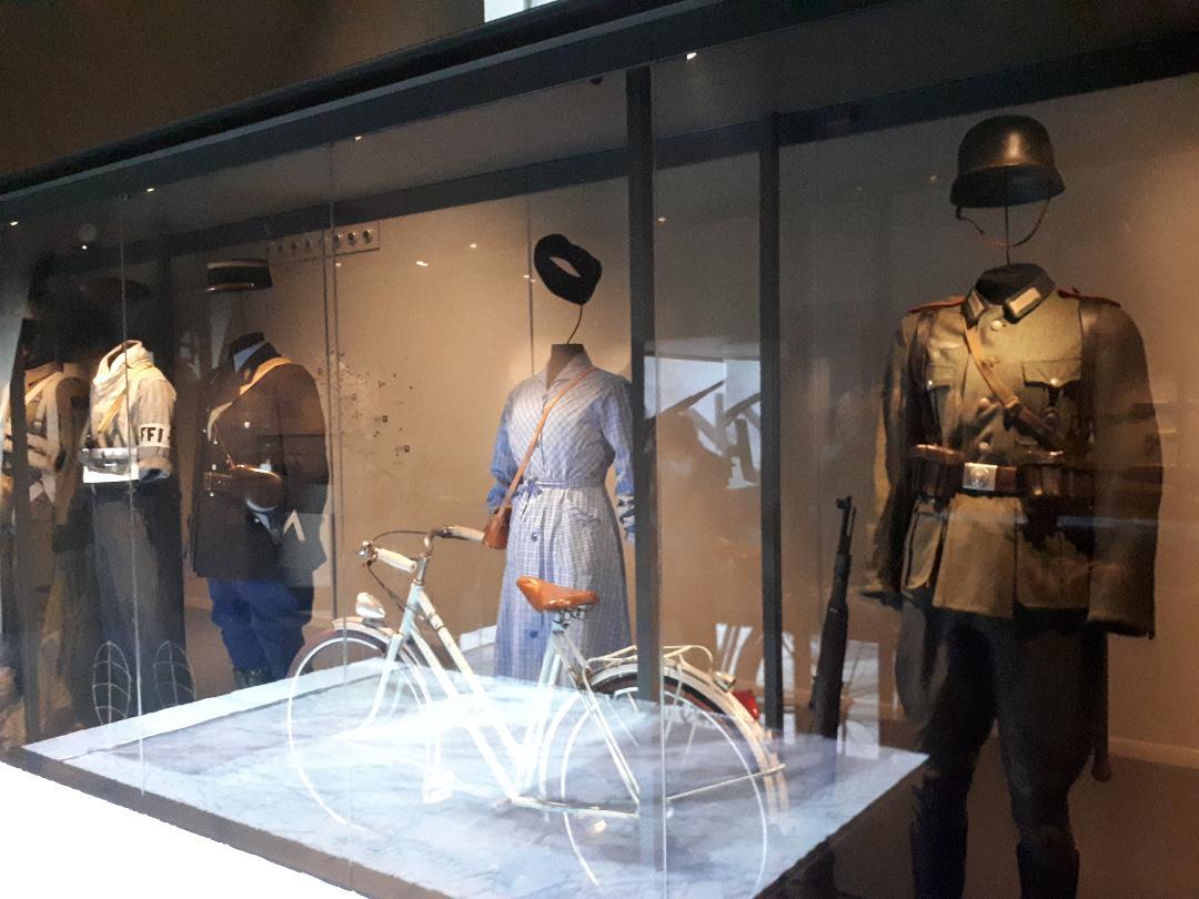 st marcel mus resistance bretonne uniforms free France libre oct21